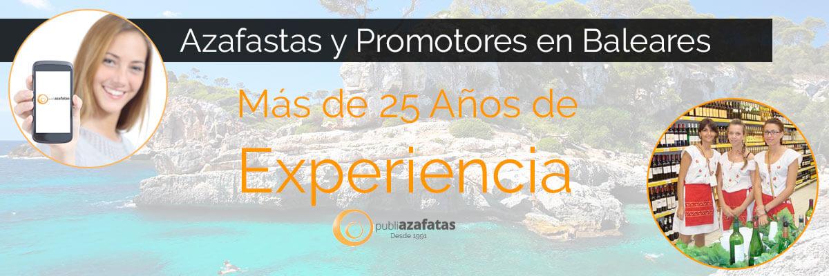 Agencia de azafatas en Islas Baleares