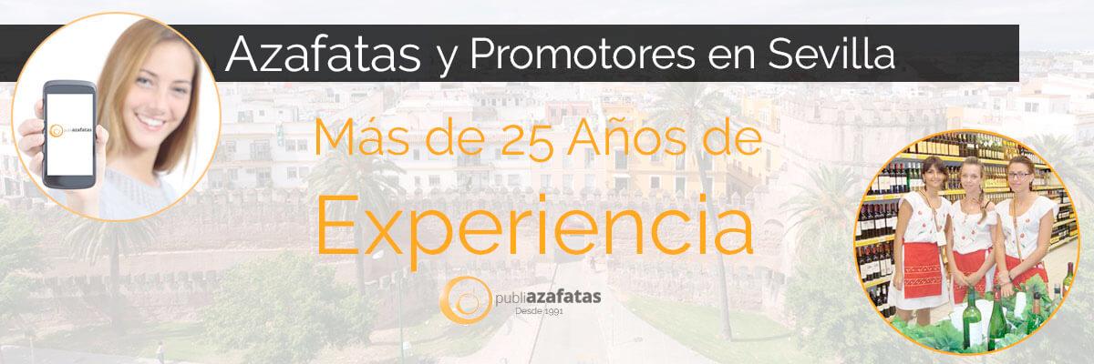 Agencia de azafatas en Sevilla