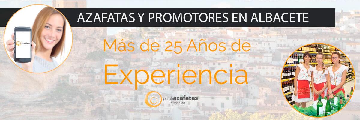 Azafatas en Albacete