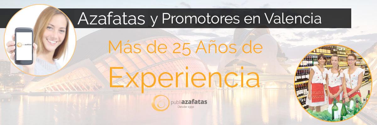 Agencia de azafatas en Valencia