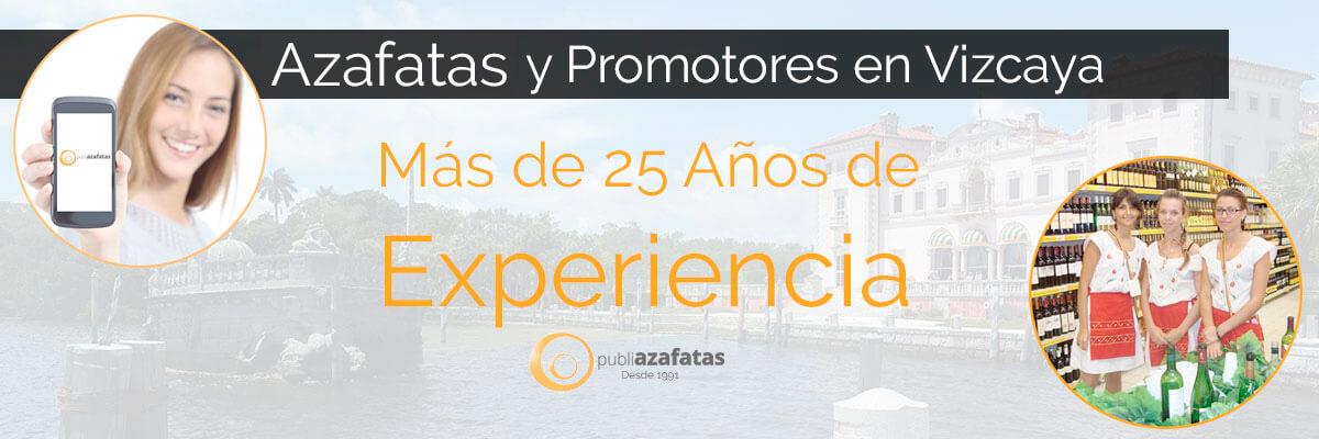 Agencia de azafatas en Vizcaya