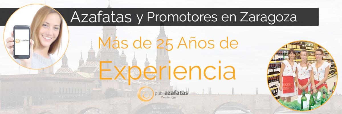 Agencia de azafatas en Zaragoza