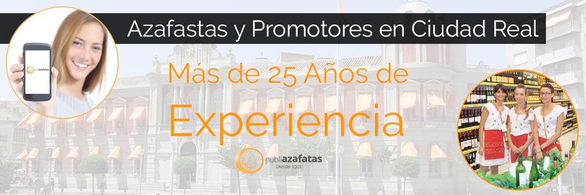 Azafatas y promotoras en Ciudad Real