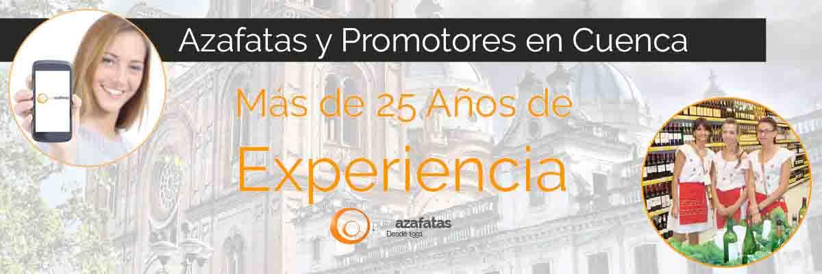 Azafatas y promotoras en Cuenca
