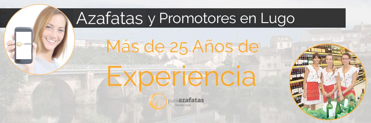 Azafatas y promotoras en Lugo