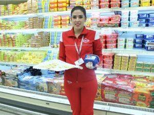 Promotoras en supermercados en Telde