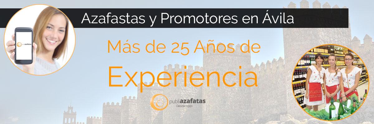 Agencia de azafatas y promotoras Ávila