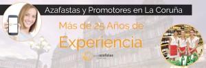 Agencia de azafatas y promotoras A Coruña
