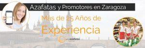 Agencia de azafatas y promotoras Zaragoza