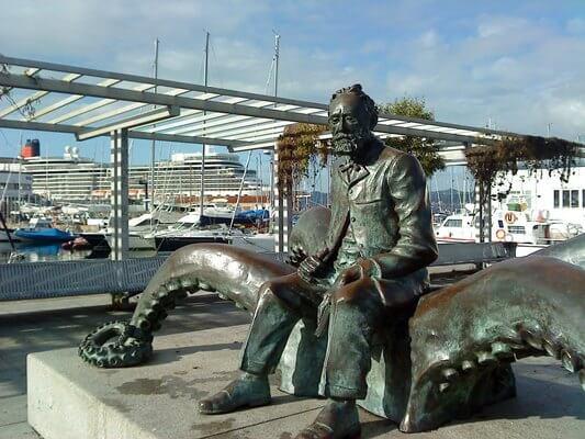 Sampling en el puerto de Vigo
