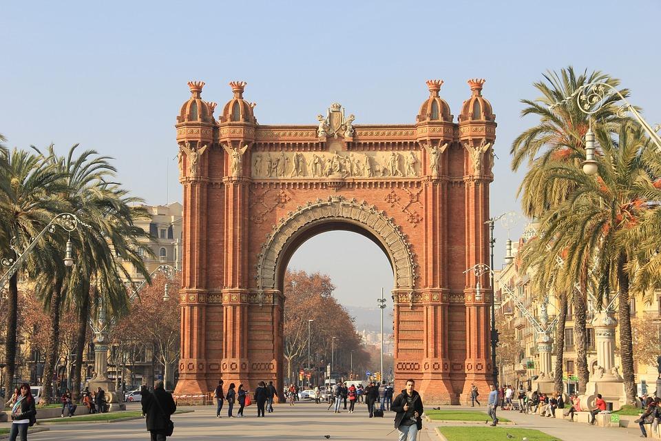 Tus azafatas en Barcelona, aquí y ahora